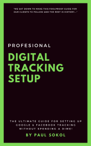 Digital Tracking Setup eBook Cover