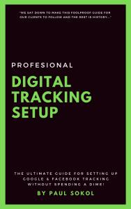 Digital Tracking Setup eBook Cover